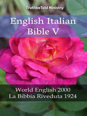 cover image of English Italian Bible V