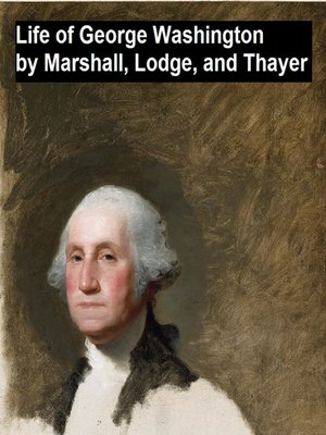 cover image of Life of George Washington