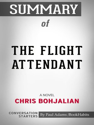 cover image of Summary of the Flight Attendant