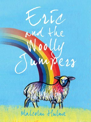 cover image of Eric and The Woolly Jumpers