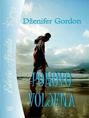 cover image of Ponovo voljena