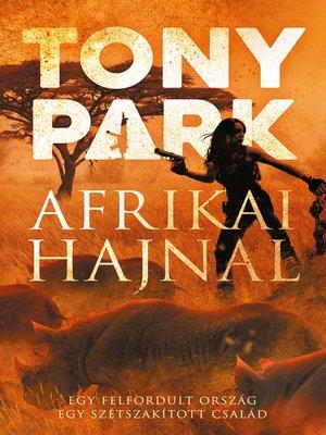 cover image of Afrikai hajnal