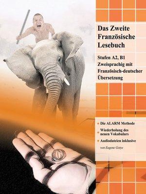 cover image of Das Zweite Französische Lesebuch