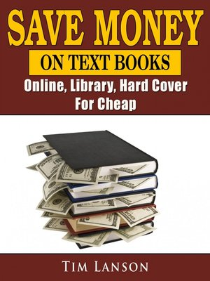 cover image of Save Money on Text Books