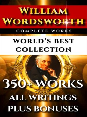 cover image of William Wordsworth Complete Works – World's Best Collection