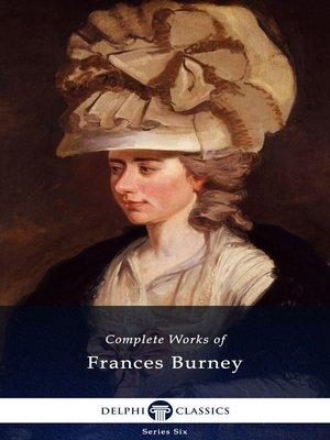 cover image of Complete Works of Frances Burney