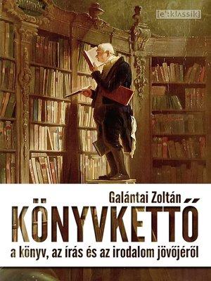 cover image of Könyvkettő