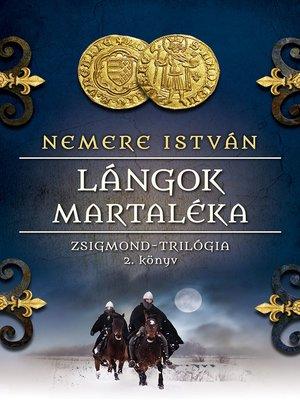 cover image of Lángok martaléka