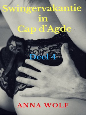 cover image of Swingervakantie in Cap d'Agde
