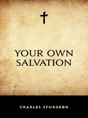 cover image of Your Own Salvation