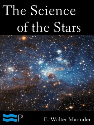 cover image of The Science of the Stars