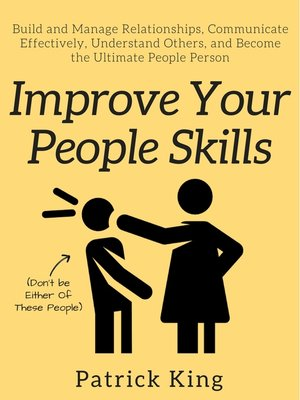 cover image of Improve Your People Skills
