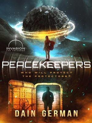 cover image of Peacekeepers