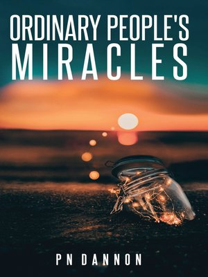 cover image of Ordinary People's Miracles