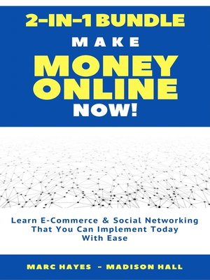 cover image of Make Money Online Now! (2-in-1 Bundle)