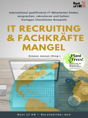 cover image of IT Recruiting & Fachkräftemangel