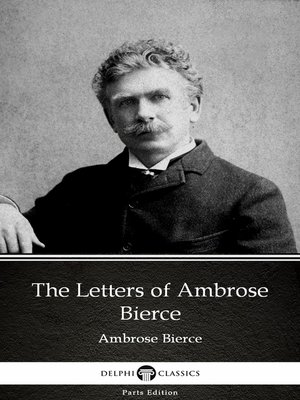 cover image of The Letters of Ambrose Bierce by Ambrose Bierce