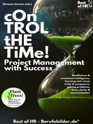 cover image of Control the Time! Project Management with Success