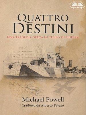 cover image of Quattro Destini