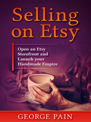 cover image of Selling on Etsy