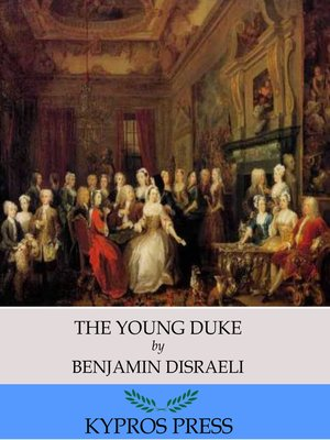 cover image of The Young Duke