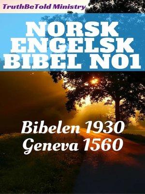 cover image of Norsk Engelsk Bibel No1