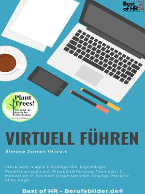 cover image of Virtuell führen