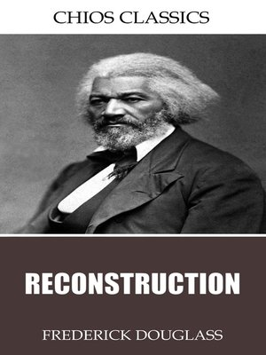 cover image of Reconstruction