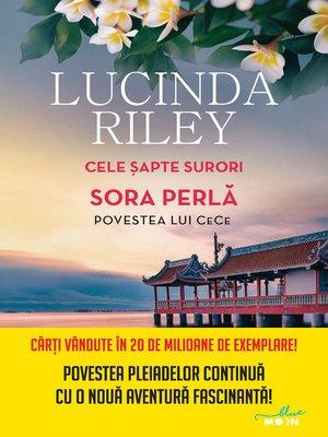 cover image of Sora perla. Povestea lui Cece