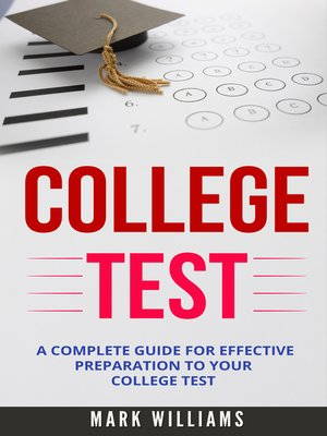 cover image of College Test