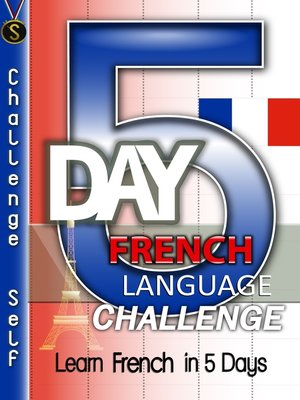 cover image of 5-Day French Language Challenge