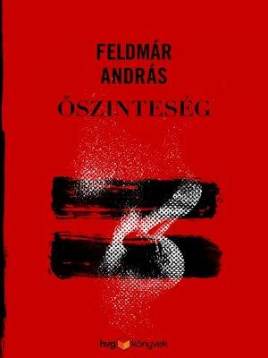 cover image of Őszinteség