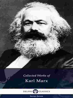 cover image of Delphi Collected Works of Karl Marx (Illustrated)