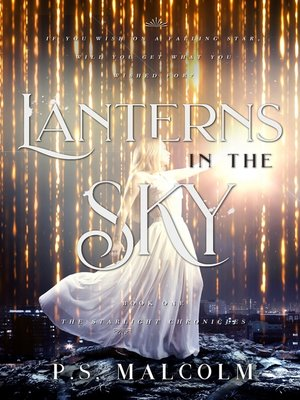 cover image of Lanterns In The Sky