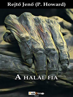 cover image of A halál fia