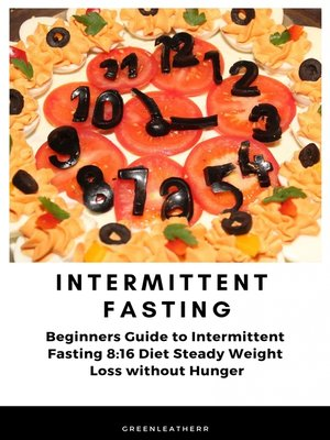cover image of Intermittent Fasting Beginners Guide to Intermittent Fasting 8