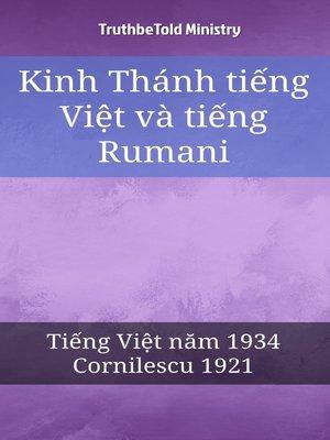 cover image of Kinh Thánh tiếng Việt và tiếng Rumani