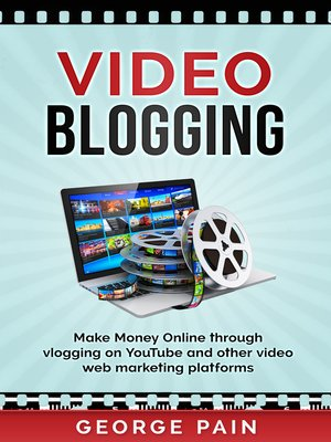 cover image of Video Blogging