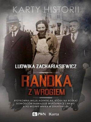 cover image of Randka z wrogiem