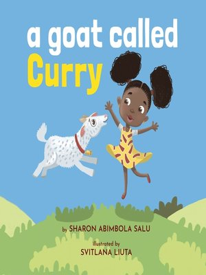 cover image of A Goat Called Curry