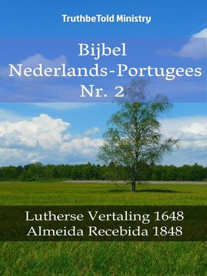 cover image of Bijbel Nederlands-Portugees Nr. 2