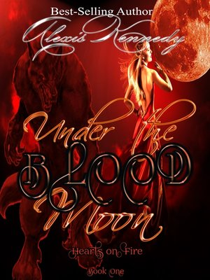 cover image of Under the Blood Moon