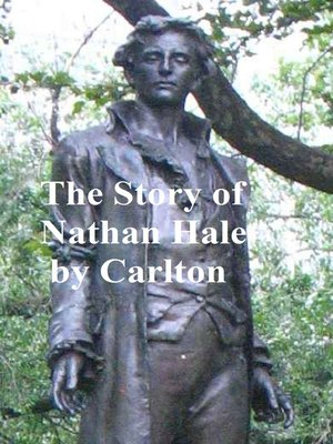 cover image of The Story of Nathan Hale