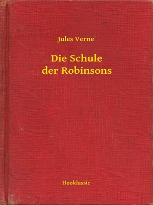 cover image of Die Schule der Robinsons