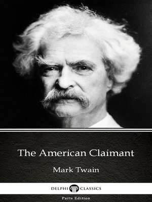 cover image of The American Claimant by Mark Twain
