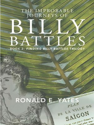 cover image of The Improbable Journeys of Billy Battles