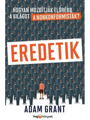 cover image of Eredetik