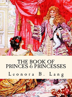 cover image of The Book of Princes and Princesses