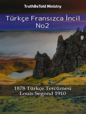 cover image of Türkçe Fransızca İncil No2