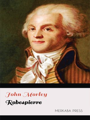 cover image of Robespierre